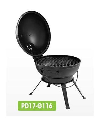 Bếp nướng om giòn tròn G116