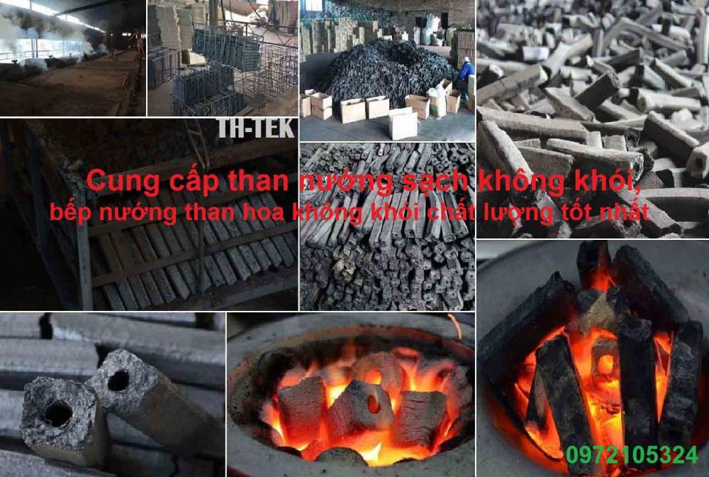 Than không khói mua ở đâu? Địa chỉ bán than nướng sạch không khói ở Hà Nội