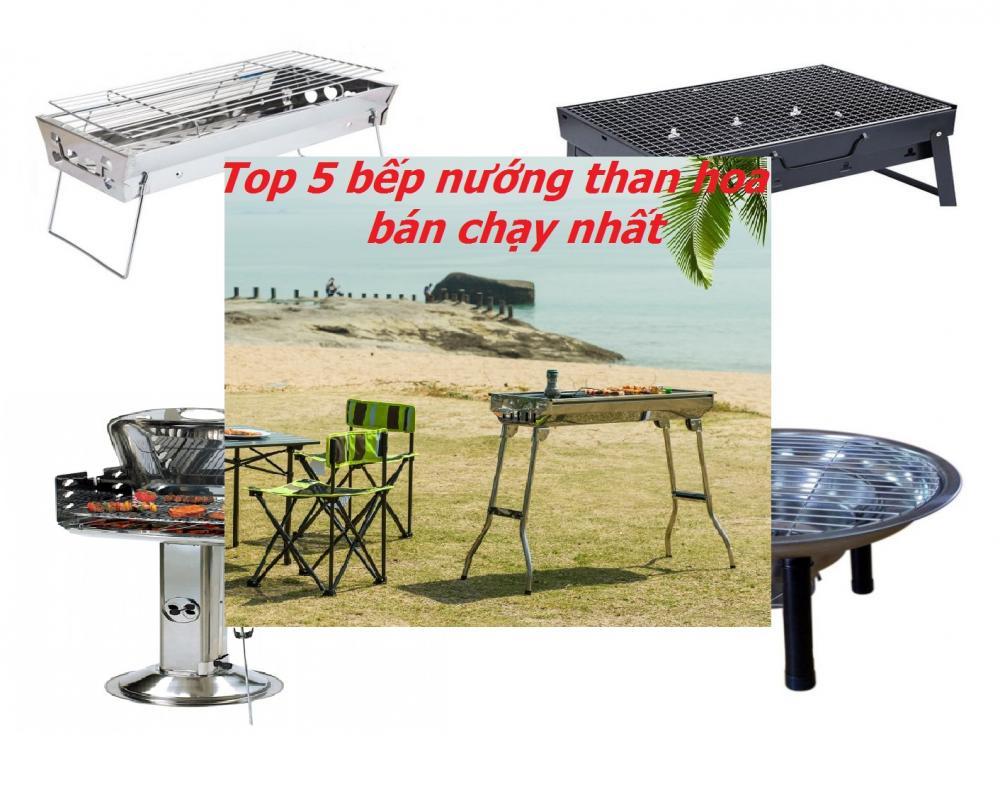 [HOT] Top 5 bếp nướng than hoa bán chạy nhất tại Hà Nội